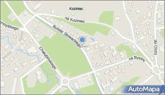 Dom Wczasowy Sfinks, Zakopane, ul. Bulwary Słowackiego  20