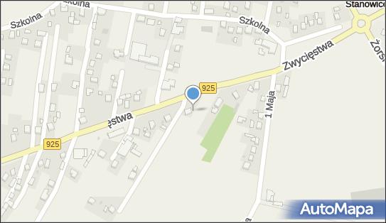 Fabryka Pizza &amp Pub, Stanowice, Zwycięstwa 51  - Pizzeria