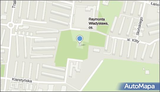 Ogródek Jordanowski, Łódź - Plac zabaw, Ogródek