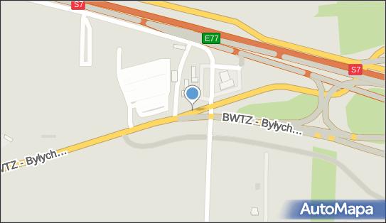 Parking lotnisko modlin, 05-170 Zakroczym - Płatny-strzeżony - Parking