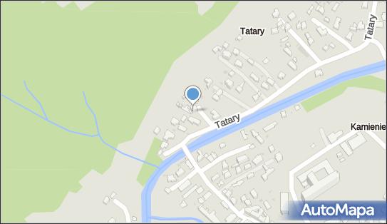 Mróz Krystyna, Zakopane, Tatary 45  - Pokój gościnny