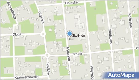 Ośrodek Pomocy Społecznej, Konstancin-Jeziorna, Rycerska 13  - Pomoc Społeczna