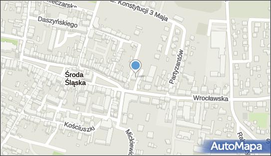 Prokuratura Rejonowa, Środa Śląska, Parkowa 1  - Prokuratura