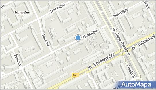 Centrum Medyczne Dantex Med, Warszawa, Nowolipie 25  - Prywatne centrum medyczne