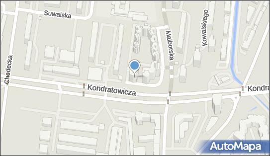 Clar System, Warszawa, Ludwika Kondratowicza 45/4