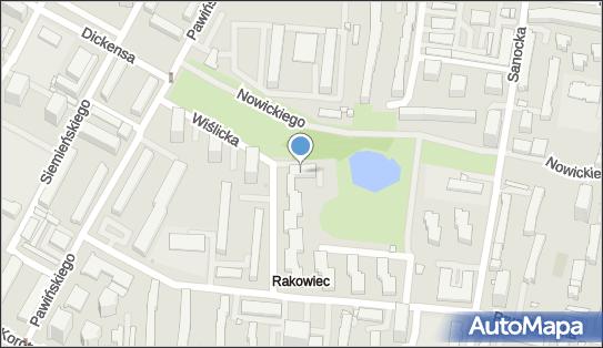 Dom Kultury Rakowiec, Warszawa, Wiślicka 8  - Przedsiębiorstwo, Firma