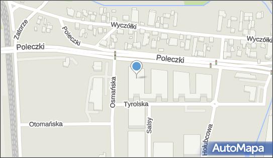 Porr Polska S.A., Warszawa, Poleczki 35