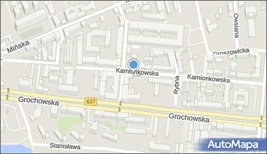 Wojewódzka Biblioteka Pedagogiczna, Warszawa, Gocławska 4