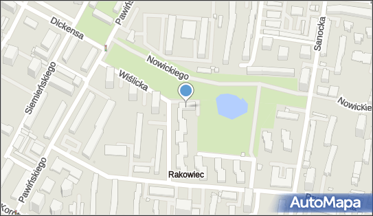 Dom Kultury Rakowiec, 02-114 Warszawa, Wiślicka 8  - Przedsiębiorstwo, Firma