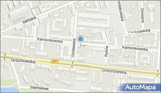 Wojewódzka Biblioteka Pedagogiczna, 03-810 Warszawa, Gocławska 4  - Przedsiębiorstwo, Firma