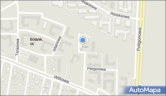 Chatka Puchatka, Lublin, Ul. Kaskadowa 11