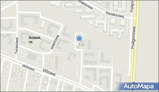 Chatka Puchatka,  Lublin, Kaskadowa 11  - Przedszkole