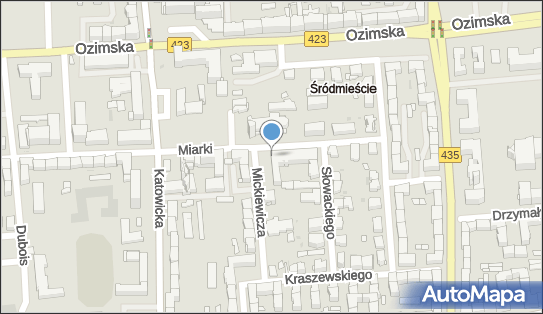 NZOZ MEDICUS, Opole, Mickiewicza Adama 1