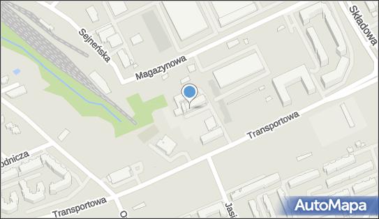 NZOZ Podlaskie Centrum Medyczne, Białystok, Transportowa 4  - P
