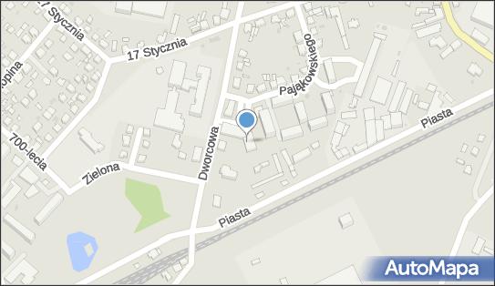 NZOZ Eskulap, 88-140 Gniewkowo, Dworcowa 8C  - Przychodnia
