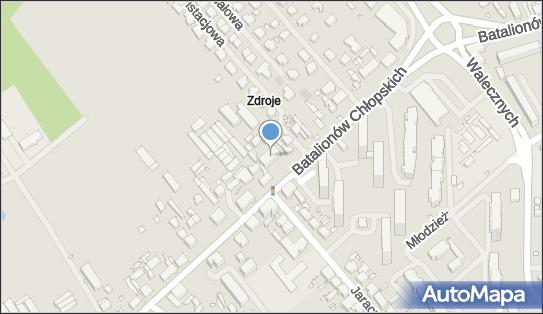 Przychodnia,  Szczecin, Batalionów Chłopskich 86  - Przychodnia