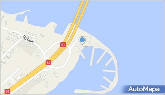Przystań Marina Zegrze - WTW Port Kruszywa, 05-130 Zegrze Południowe - Przystań jachtowa