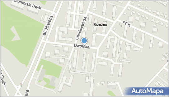 Dworska - Brzeźno, Gdańsk