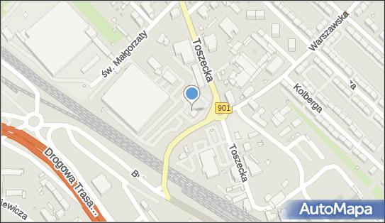 Przystanek międzynarodowy, Gliwice