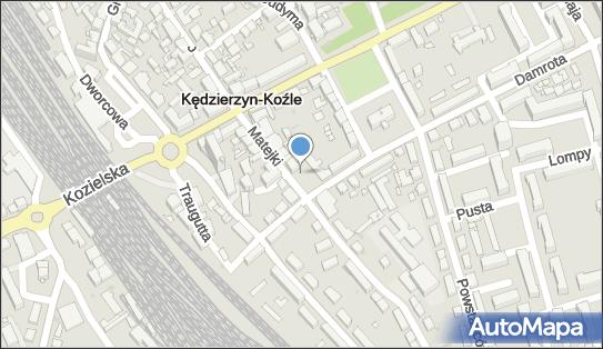 PZU, Kędzierzyn-Koźle, Jana Matejki 9  - PZU - Ubezpieczenia