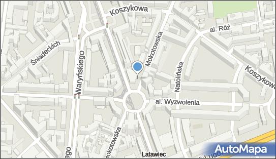 Raiffeisen POLBANK, 00-560 Warszawa, Mokotowska 19  - Raiffeisen POLBANK - Bankomat
