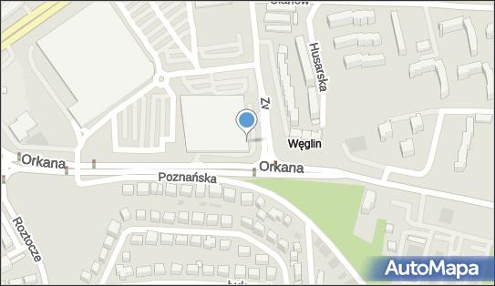 Reserved, Lublin, Orkana 6