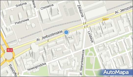 Restauracja Grand Kredens, Warszawa, Al. Jerozolimskie  111