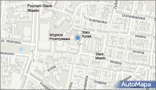 Restauracja Sphinx, Poznań, Stary Rynek 77