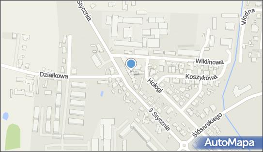 Restauracja Zacisze, Nowy Tomyśl, ul. 3 Stycznia 68