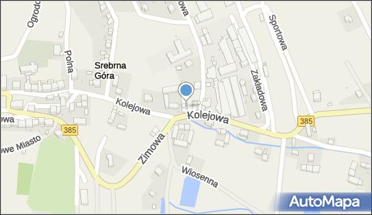 Restauracja Koniuszy, 57-215 Srebrna Góra, ul. Kolejowa  13 - Restauracja