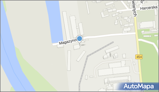 Hurtownia Rowerów, Opole, Magazynowa 3