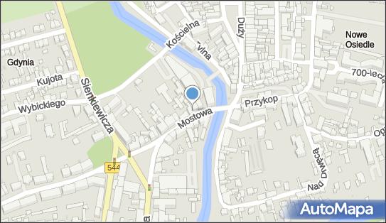 Stela-Mar, Brodnica, Mostowa 8