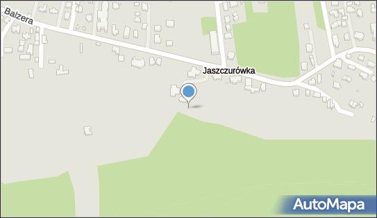Kaplica sióstr Urszulanek, Zakopane, Jaszczurówka-Bory 2
