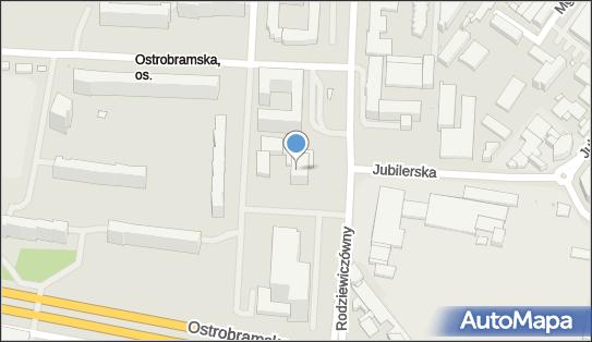 Matki Bożej Ostrobramskiej - Sanktuarium, Warszawa