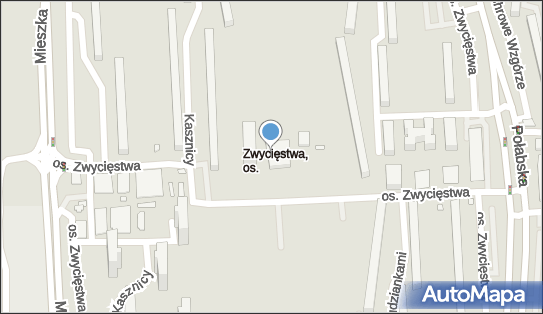 p.w. Matki Boskiej Zwycięskiej, Poznań, os. Zwycięstwa 123  - Rzymskokatolicki - Kościół