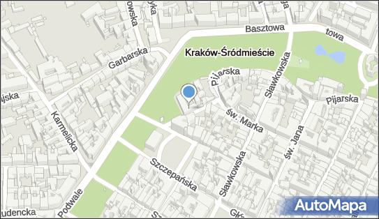św. Kazimierza Królewicza - Reformaci, Kraków, Reformacka 4