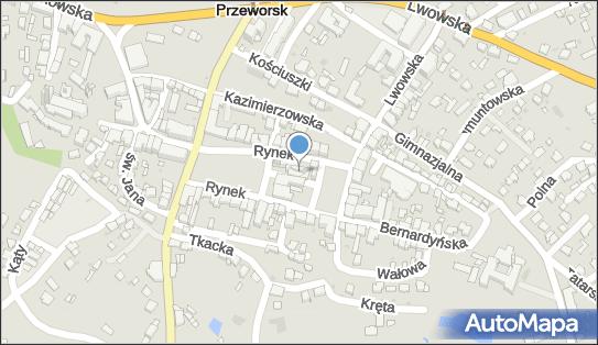 Powiatowa Stacja Sanitarno - Epidemiologiczna, Przeworsk, Rynek 1
