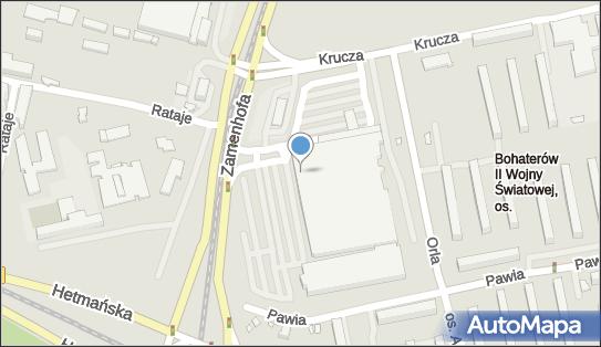 Selgros, Poznań, Zamenhofa 133