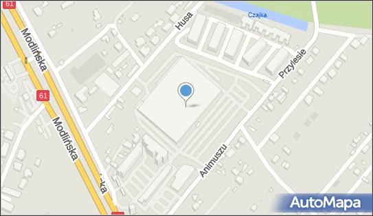 Selgros, 03-153 Warszawa, Przylesie 3  - Selgros - Hipermarket