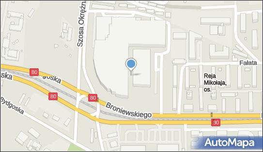 4F (CH Toruń Plaza), Toruń, Władysława Broniewskiego 90