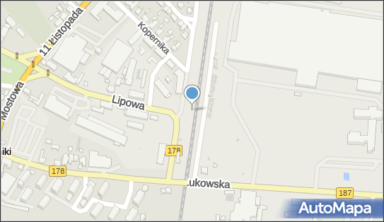 Oborniki Wielkopolskie Miasta, Oborniki - Stacja, Dworzec kolejowy