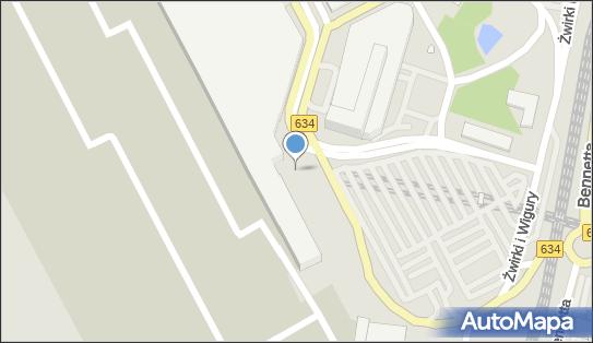 Warszawa Lotnisko Fryderyka Chopina (Okęcie), Warszawa