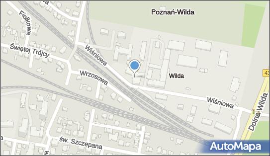 AQUANET, PO/020, Poznań, Wiśniowa 13