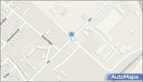 OKTAN, Żukowo - Stacja paliw