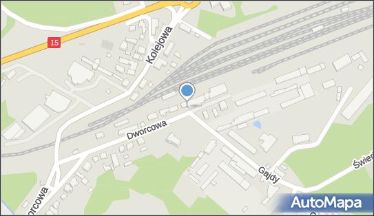 Brodnica, 87-300 Brodnica, Dworcowa 19  - Stacja, Dworzec kolejowy
