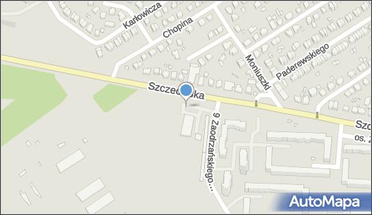 Stacja Kontroli Pojazdów, 73-100, 73-110 Stargard, Szczecińska  - Stacja Kontroli Pojazdów