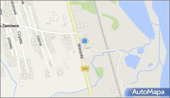 SZY/009, 34-326 Pietrzykowice, Wesoła  - Stacja Kontroli Pojazdów