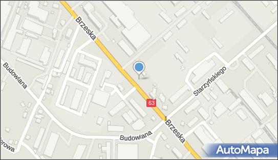 Stacja paliw, 08-110 Siedlce, Brzeska63 119  - Stacja paliw