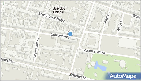 Starostwo Powiatowe, Poznań, Maksymiliana Jackowskiego 18  - Starostwo Powiatowe