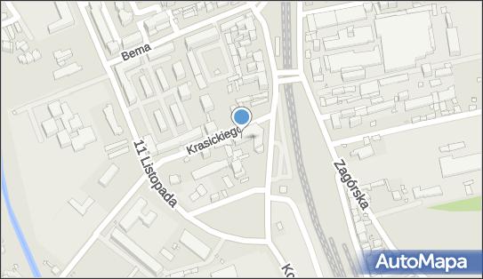 Starostwo Powiatowe, Będzin, Ignacego Krasickiego 17  - Starostwo Powiatowe